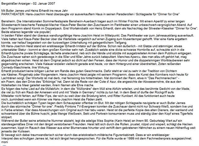 Heinz Erhardt Sprüche Geburtstag | Sprüche