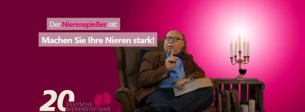 Kampagne Deutsche Nierenstiftung